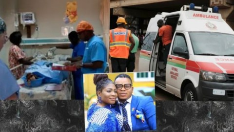 Bishop Obinim Collapses A Few Minutes To Appear Before The Court