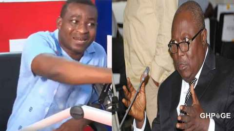 Martin Amidu is a chronic weed smoker – Chairman Wontumi alleges (video)