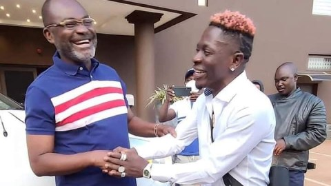 What Kennedy Agyapong told Shatta Wale when both met in Kumasi