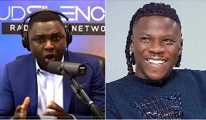Ayisha Modi 'Deals' With Kevin Taylor For Insulting Stonebwoy