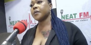 Mona Gucci Claims Celebrities Were Paid GH¢ 5,000 For Campaigning For Lydia Alhassan