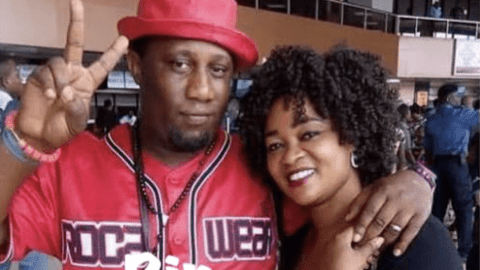 Tragedy: See Beautiful Wife Of The Nollywood Actor Who Died Today [Photos]