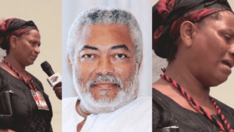 Abigail Mawutor Rawlings: Biography, Age, Hometown, Mother, Education And Everything You Need To Know About Self Acclaimed 1st Daughter Of Rawlings