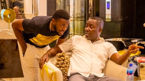 PHOTOs: 3 occasions Osei Kwame Despite proved to Ghanaians he is the richest man in Ghana