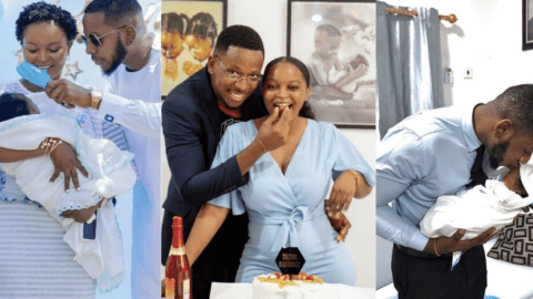 'i Love you so much'- Eyram confesses love to Cyril on his birthday.
