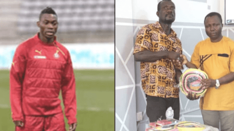 Christian Atsu blast Parliament for not passing the Non-Custodial Sentencing Bill to ease the prisons