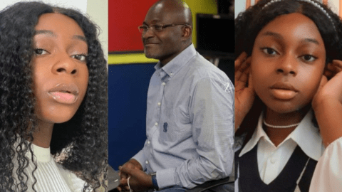 Meet Yvonne, The 16 year old daughter of Kennedy Agyapong as she tells 10 interesting facts about herself