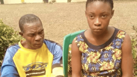 I got the gʋn from my boyfriend who's married with 6 kids – The Gʋn school girl confesses