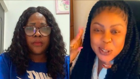 Afia Schwar Is Having Mental Issues And Will Die Early – Mona Gucci Fires Afia Schwar In Fresh Video