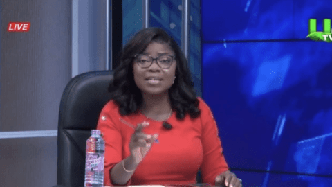 """Go And Do Your Homework Before You Talk"" – Afia Pokua Boldly Speaks"