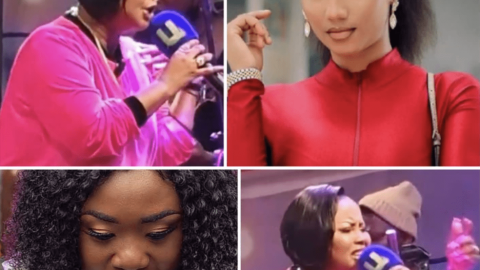 Nana Ama Mcbrown's Voice Has Evolved, Emelia Brobbey And Hajia 4Real Wouldn't Be Too Happy-Fans