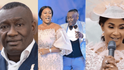 We Married After 3-4 Months Of Dating- Dr. Ernest Ofori Sarpong Reveals How He Met His Wife