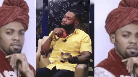 Obofour & I kɨlled many Ashawο women and his wife's mom- Junior Pastor Andy (Video)