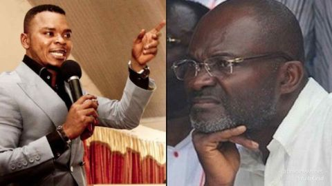 You're a f00l if you attend Obinim's church after failing to heal his father – Kennedy Agyapong