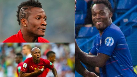 Take a look at top 5 Richest Footballers in Ghana.