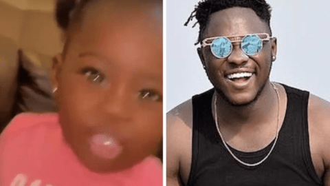 Medikal Receives The Most Surprise From Baby Island On Father's Day – Video
