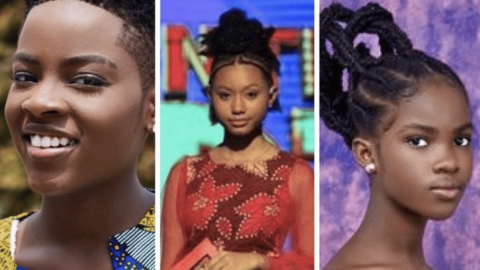 The Teen Stars: Check out the three most celebrated teens in Ghana at the moment.