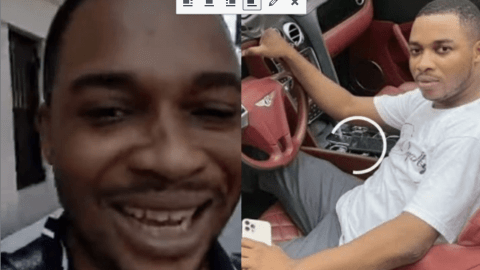 """""""Just Make An Hour Video In A $1 million Car For $5k"""" – Twene Jonas Throws Challenge For Haters"""