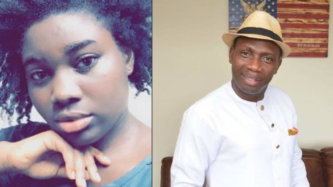 """Lady Threatens To Release Release Counsellor Lutterodts """"Bedroom Eating"""" Video After Chopping Her Falaa"""