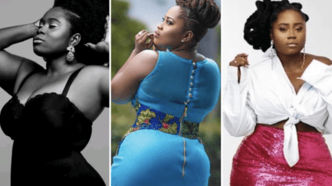 Lydia Forson Has Shown To Be Curviest Plus-Size Actress In Ghana On Numerous Occasions By Allliveentnews (self meida writer) | 22 minutes