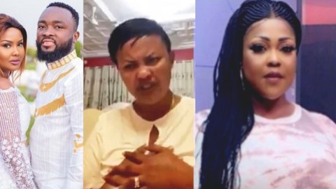 McBrown Isn't Happy In Her Marriage, Maxwell Cheats & Beats Her – Mona Gucci Exposes What Joyce Boakye Told Her