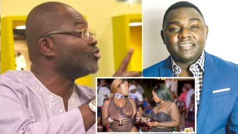 Kevin Taylor to release 12 minutes Nəkɛd Video Of Ken Agyapong with Slay Queens (Video)