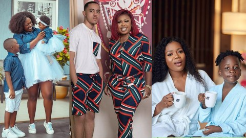 Meet some celebrity single mothers whose baby daddies are unknown