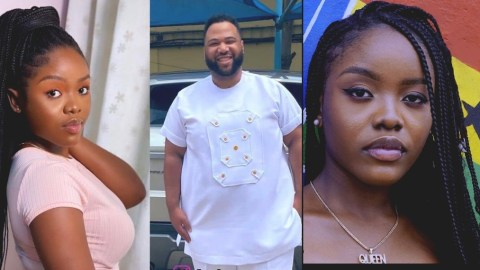 I love you, just take my heart out of my chest- Duncan Williams Son, Deewills proposes to Gyakie