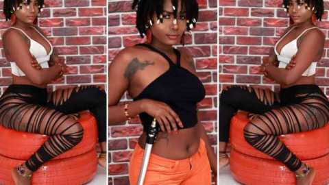 I Have 77 Tattoos And 30 Piercings – Musician With Both D!ck And V@gina Reveals