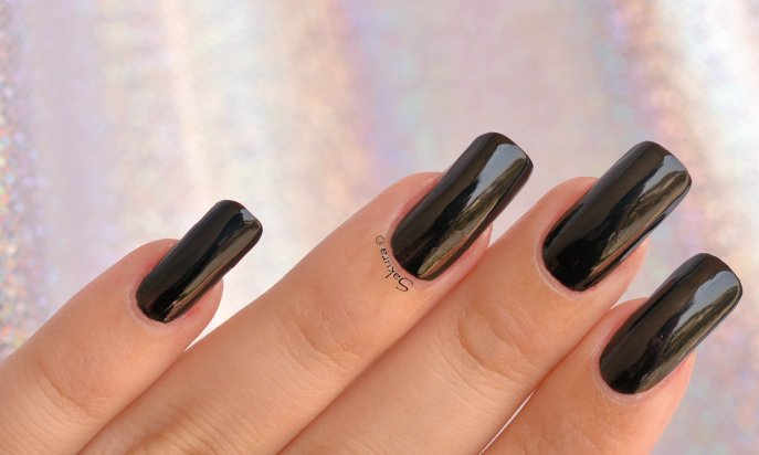 BEAUTY NAILS DARK VELVET 4