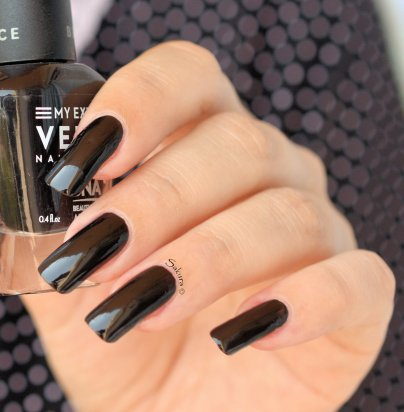 BEAUTY NAILS DARK VELVET