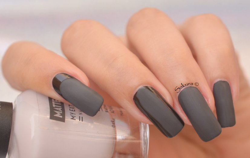 BEAUTY NAILS TOP COAT MATTE 2