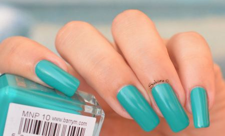 BARRY M Cancun Collection Classic Matte