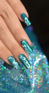 NAIL ART ONE STROKE PLUME