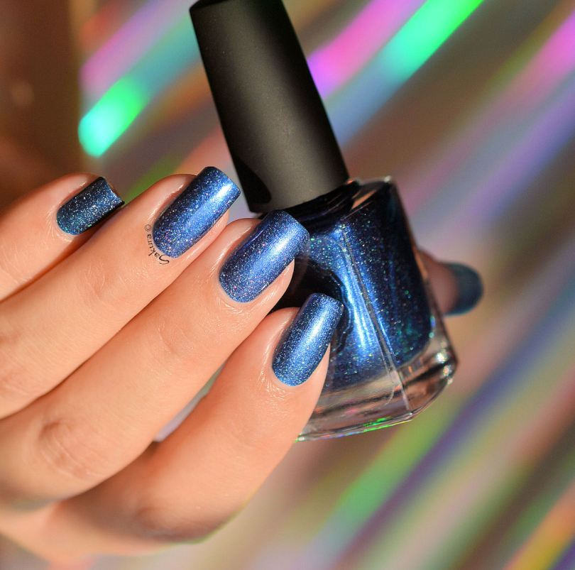 Il était un vernis Crush on Blue