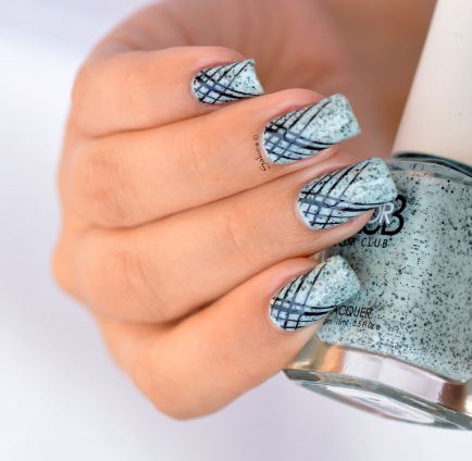 NAIL ART STAMPING STRIE