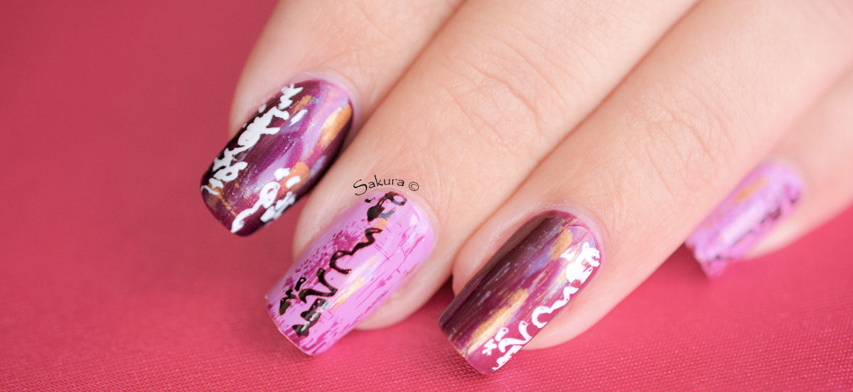 Nail Art Asiatique