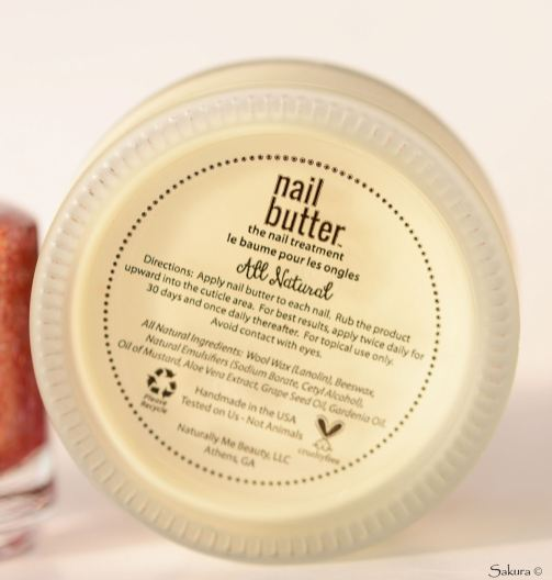 Soin des ongles Nail Butter