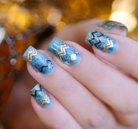 NAIL ART SATELLITE