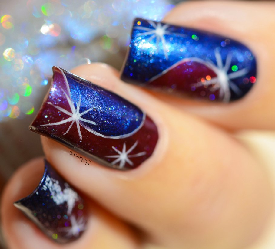 NAIL ART COSMIC BIS 1 4