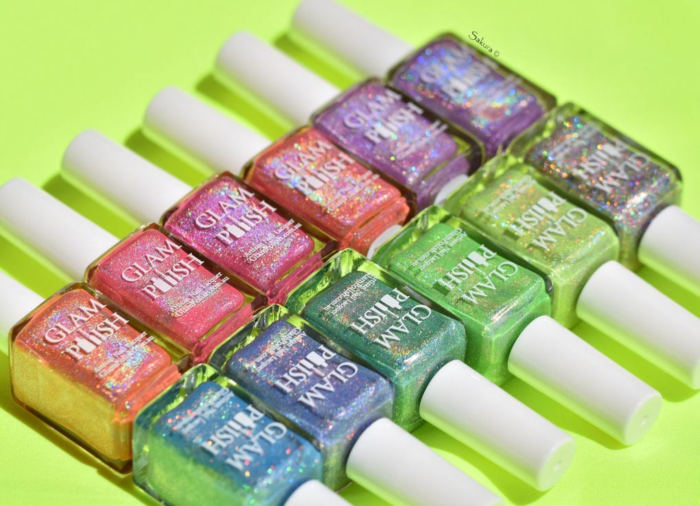 NEWS GLAMPOLISH Forever After Collection