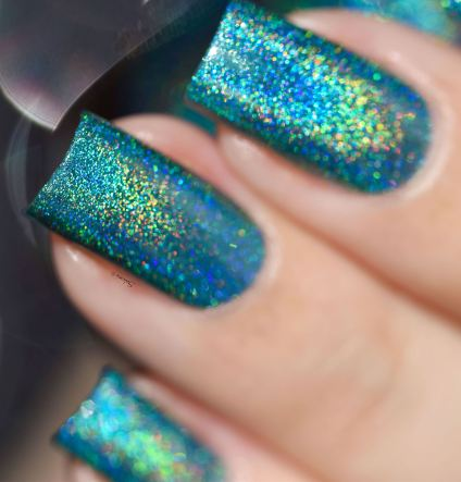 DELUSH POLISH KEEP AND OCEAN MIND 10