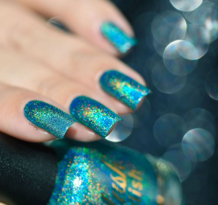 DELUSH POLISH KEEP AND OCEAN MIND 3
