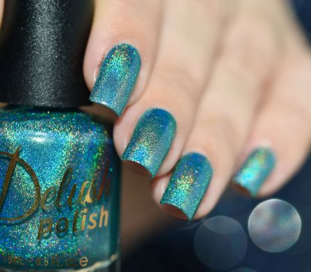 DELUSH POLISH KEEP AND OCEAN MIND 4