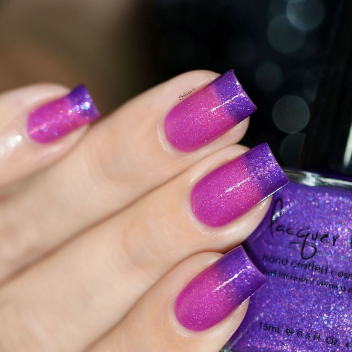 LACQUER LUST SYNERGY 9
