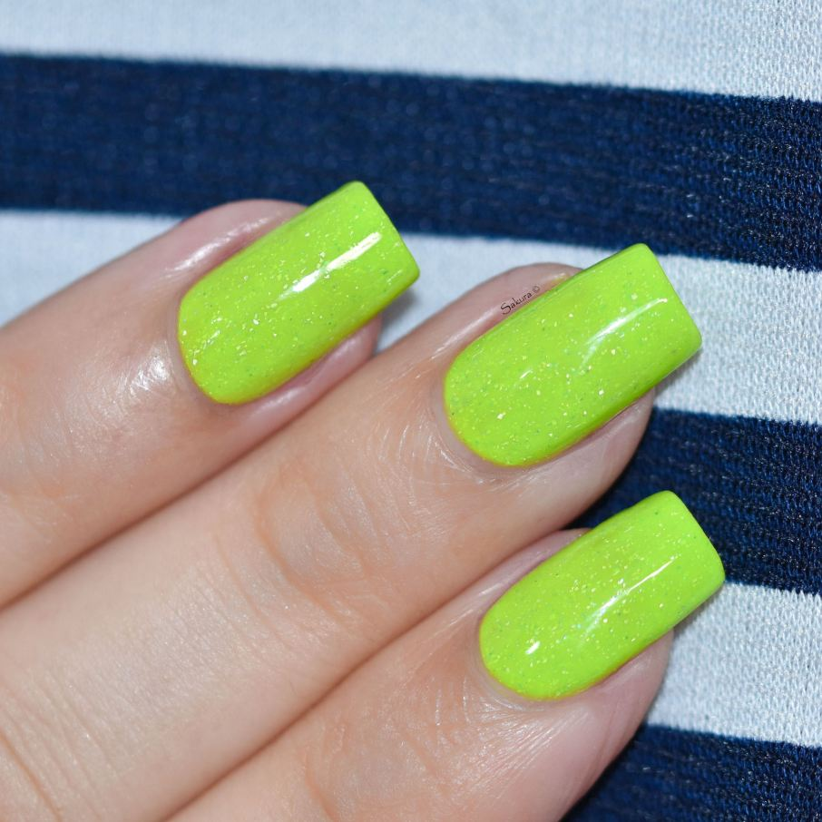DELUSH POLISH DONT GET IT CITRUS
