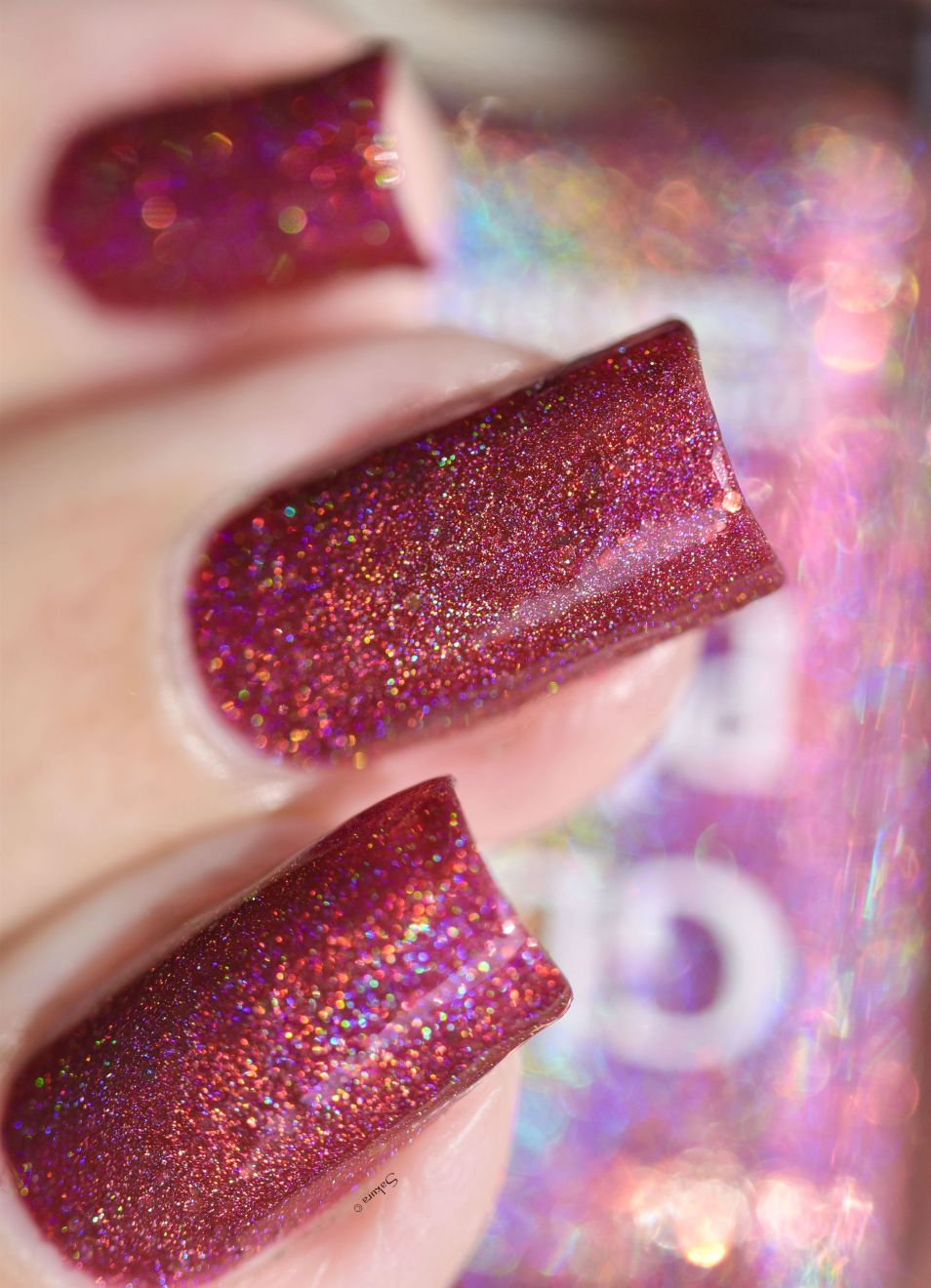 GLAMPOLISH ATTACK OF THE GLITTER 7