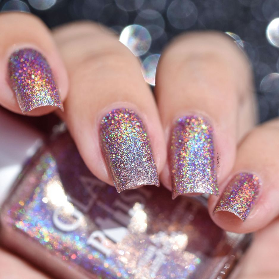 GLAMPOLISH THE LAST HOLO 6