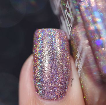 GLAMPOLISH THE LAST HOLO 8