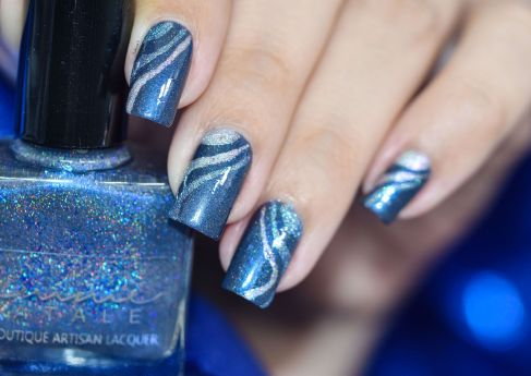 NAIL ART AQUATIC 5